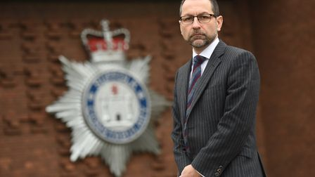 Detective Superintendent Andy Smith says that the most dangerous criminals are to be targeted by the