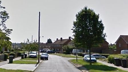 The power tools were stolen from a parked van on Macaulay Road in Ipswich Picture: GOOGLE MAPS