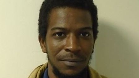 Aaron Johnson, who has absconded from Hollesley Bay prison Picture: SUFFOLK CONSTABULARY