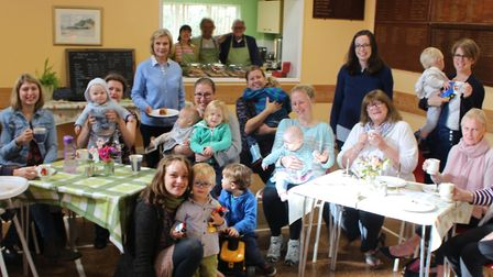 The Hedgehogs Café in Rougham is open every Friday during the school term from 10am-1.30pm at Rougha