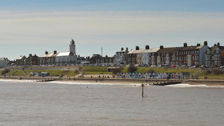 Southwold has a particularly high concentration of second homes Picture: SARAH LUCY BROWN