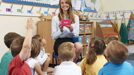 78% of boys in Suffolk passed their phonics test in 2018 compared to 84% of girls Picture: GETTY IMA