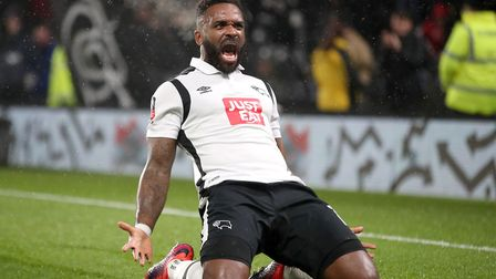 Darren Bent scored 22 goals in 73 appearances for Derby County. Photo: PA