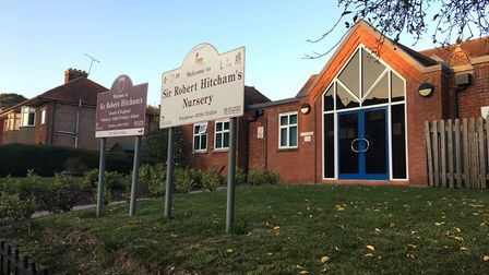 Sir Robert Hitcham's Primary School in Framlingham had been in line for a new classroom block Pictur