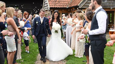 Venues like the Ivy House Country Hotel can provide facilities to allow both the wedding and the rec