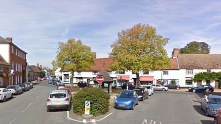 The centre of Woolpit, which is a conservation area Picture: GOOGLE MAPS