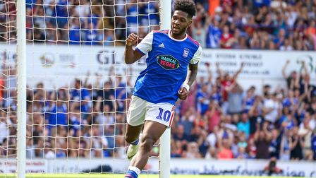 Ellis Harrison was one of a number of summer signings to arrive with no Championship experience.