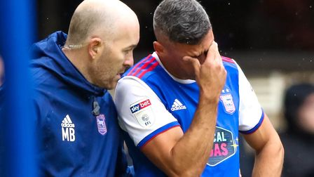 Jon Walters' recent return was greeted with excitement, but in his third appearance he limped off wi