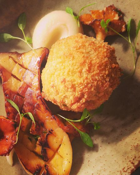 Delicious food awaits at The Kings Arms, Haughley Picture: CONTRIBUTED