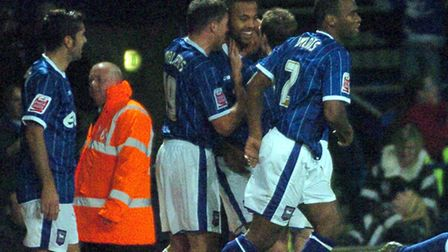 It was on this day in 2007 the Blues beat Colchester 3-1 at home