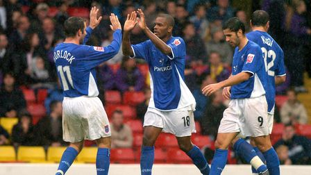 In 2004, the Blues drew with Watford