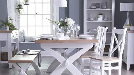 There's a wide selection of stylish furniture available at Countryside Oak and Pine Picture: CONTRIB