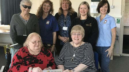 Muntons has donated to the Stowmarket Community Centre Picture: MELISSA ABBOTT
