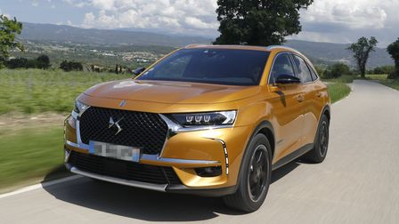 DS 7 Crossback is the flagship SUV to promote the upmarket image of the standalone DS Automobiles br