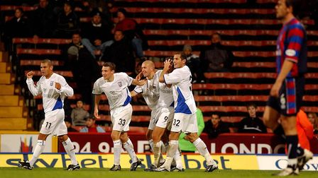 On this day in 2003, Town was involved in a seven goal thriller at Selhurst Park
