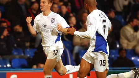 Richard Naylor scored twice on this day 15 years ago today