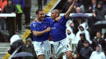 Jermaine Wright scored against Fulham on this day in 2001