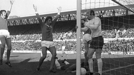 In 1972 saw the Blues beat Derby 3-1 at Portman Road