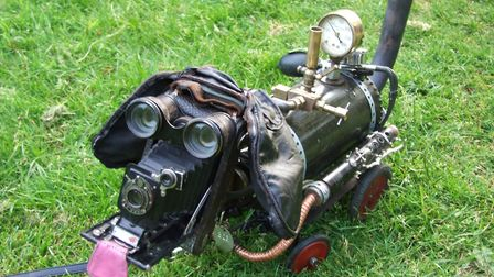The Steampunk Festival is set to welcome an unusual assortment of artefacts Picture: STEAMPUNK FESTI