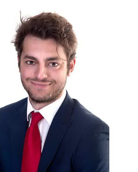 Labour education spokesman Jack Abbott questioned how the scheme was being funded Picture: SUFFOLK C