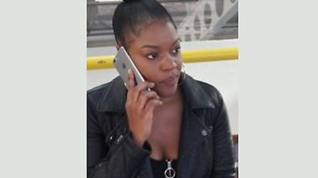 British Transport Police would like to speak to this woman Picture: BTP