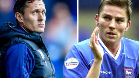 Paul Hurst responded to comments made by Matt Holland. Picture: ARCHANT