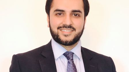 Imaad Khalid, GP lead for Special Educational Needs and Disabilities (SEND) for theIpswich and East