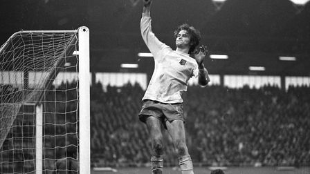 Trevor Whymark scored four on this day in 1973