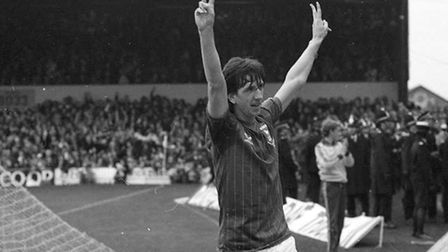 Paul Mariner scored on this day in 1981