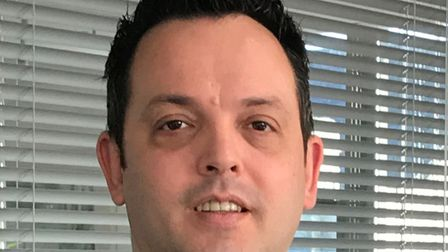 Gary Rupping, who is leading the new Colchester office for business rescue and insolvency specialist