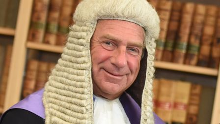 His Honour Judge Martyn Levett Picture: GREGG BROWN