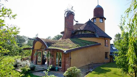 The Dragon House is one of the many impressive airbnb residences in Suffolk Picture: AIRBNB/ADRIAN B