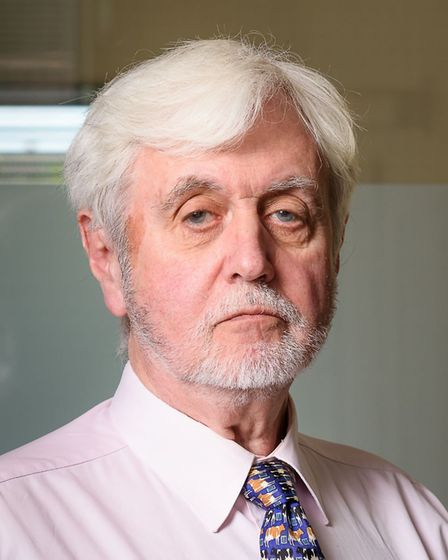 Richard Rampton, chairman of Anglia Rural Consultants (ARC) Picture: ANDREW WINSHIP/i101 PHOTOGRAPHY