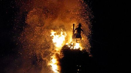 The Pyre Parade will end the 2018 Spill Festival in spectacular fashion by parading an effigy, stuff