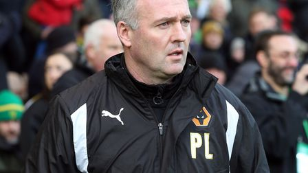 Paul Lambert looks set to take over at Town. Picture: FOCUS IMAGES