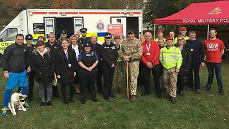 The Safer Colchester Partnership is a multi-agency group working to improve the area around Colchest