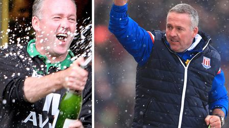 Paul Lambert is set to be appointed as Ipswich Town manager. Picture: PA