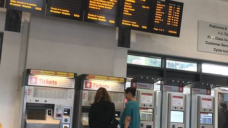 More people will be able to buy a Young Person's Railcard. File picture: NEIL PERRY