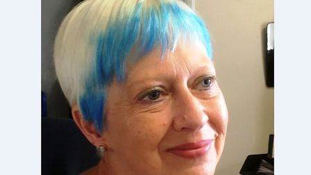 New Conservative county councillor Kay Oakes. Picture: KAY OAKES