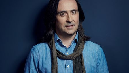 Neil Oliver brings his debut tour The Story of the British Isles in 100 Places to Colchester's Mercu