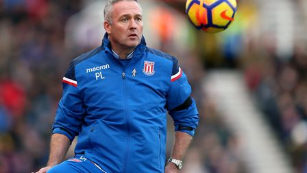 Paul Lambert is set to be named the new manager of Ipswich Town. Picture: PA