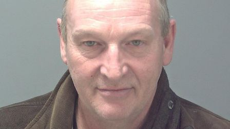 Simon Clarke has been jailed for 19 months Picture: SUFFOLK CONSTABULARY