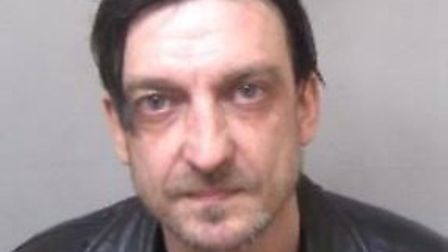 Jason Cowie Picture: ESSEX POLICE