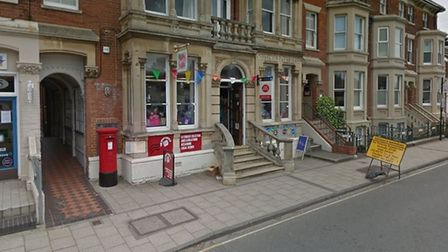 A man has been arrested in connection with a post office burglary in Rendor Picture: GOOGLE MAPS