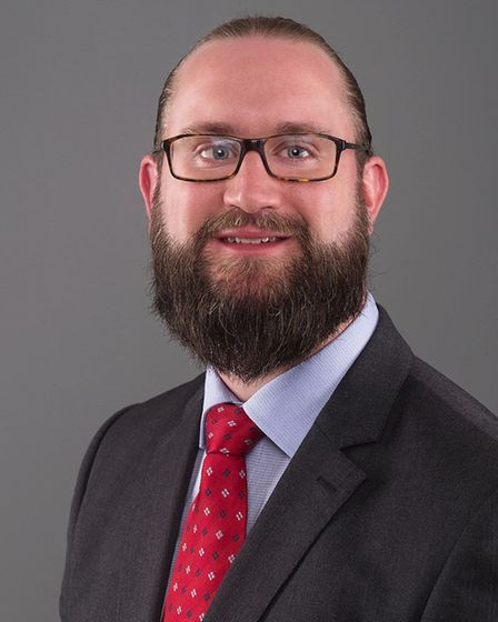 Dr David Brandon, who is joining the Christmas Maltings and Clements Practice in Haverhill Picture: