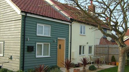 This house in Friston is available to rent for £850 a month. Picture: JENNIE JONES
