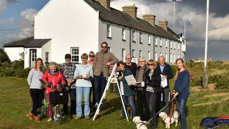 A Good Neighbour Scheme has been launched in Hollesley, Boyton and Shingle Street Picture: TREVOR CO