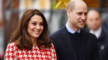 The Duke and Duchess of Cambridge will visit the Coach Core in Essex next week. Picture: PA IMAGES