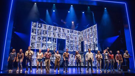Fame - The Musical comes to the Ipswich Regent, October 29 to November 3 Picture: TRISTRAM KENTON
