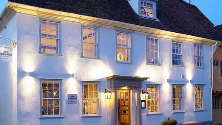 The Great House in Lavenham has named as regional winner for the east in the Sunday Times Best Place